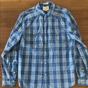 NWOT Lucky Brand Classic Fit Men's Button Down